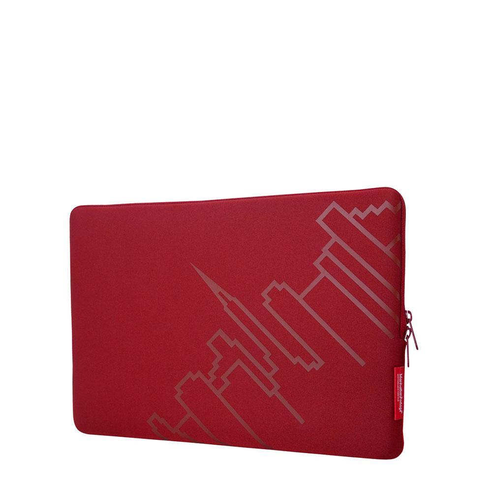 1055 MACBOOK AIR天際線進階保護套(15吋) 紅