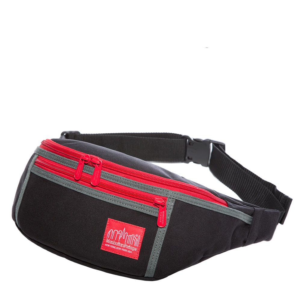 1101 80'S ALLEYCAT WAIST BAG 風格腰包 黑