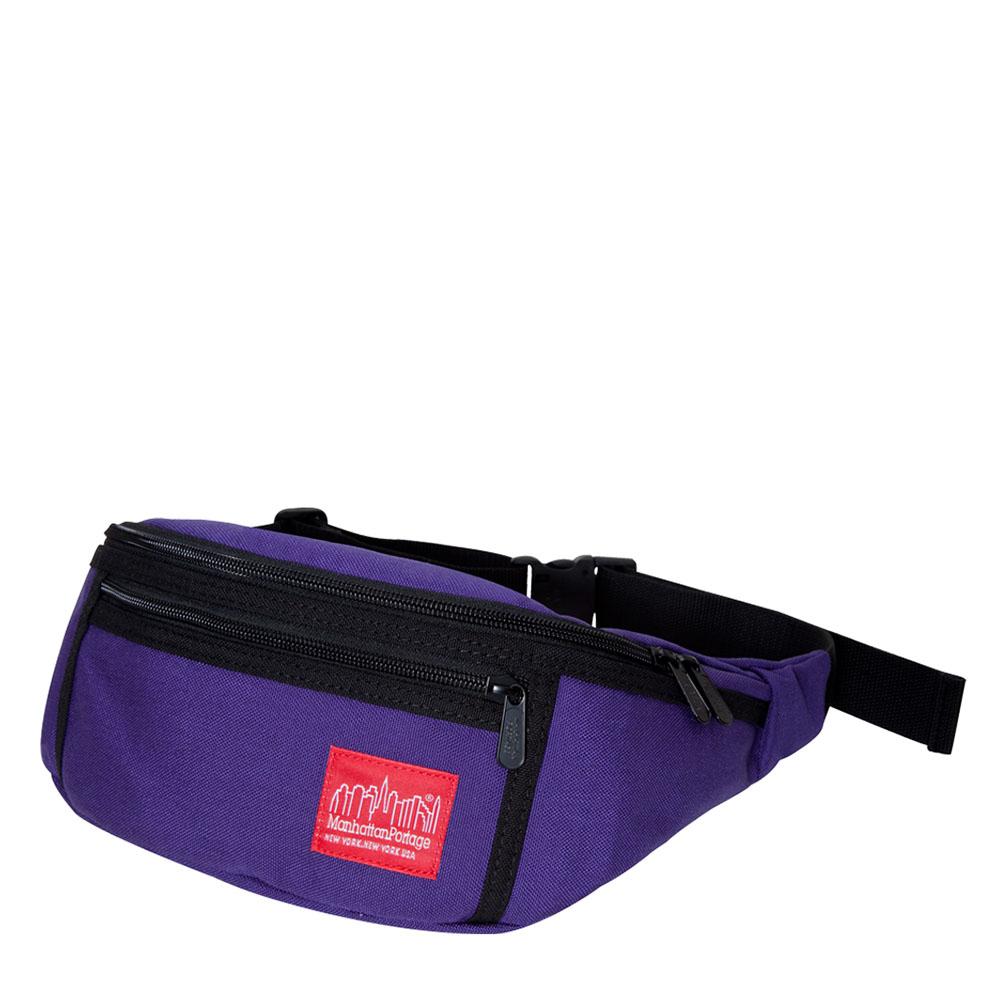 1101 風格腰包 紫