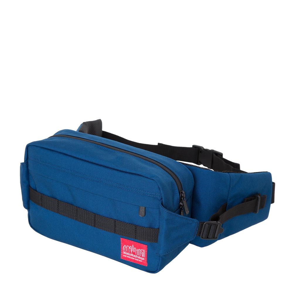 1104 運動風腰包 藍