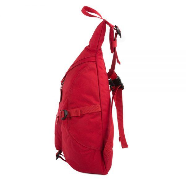 1239  PUMA J型單肩背包(L) 紅