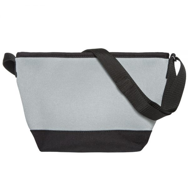 1603 NEOPRENE NY MINI MESSENGER BAG 太空棉紐約郵差包 灰