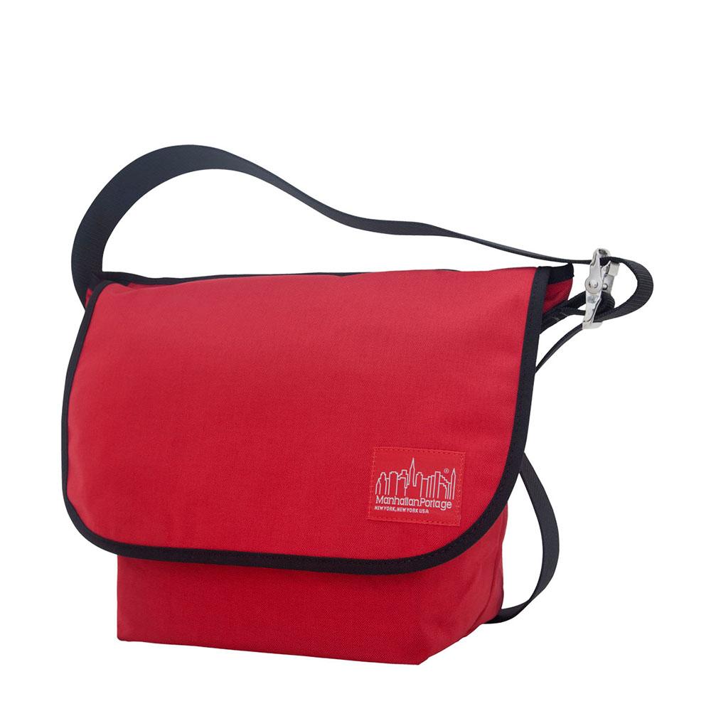 1606V 復古郵差包(M) 紅