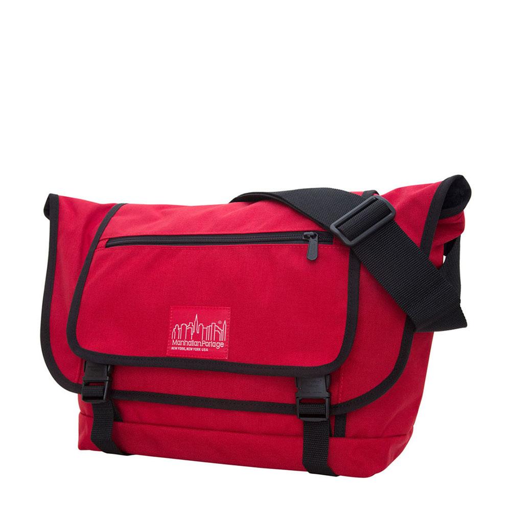 1637 威洛比郵差包 紅