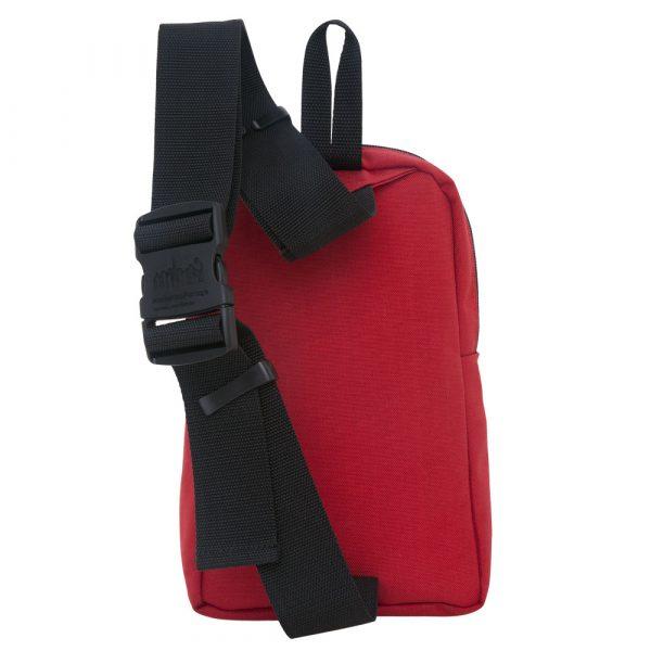 1910 單肩窄版肩背包 紅色