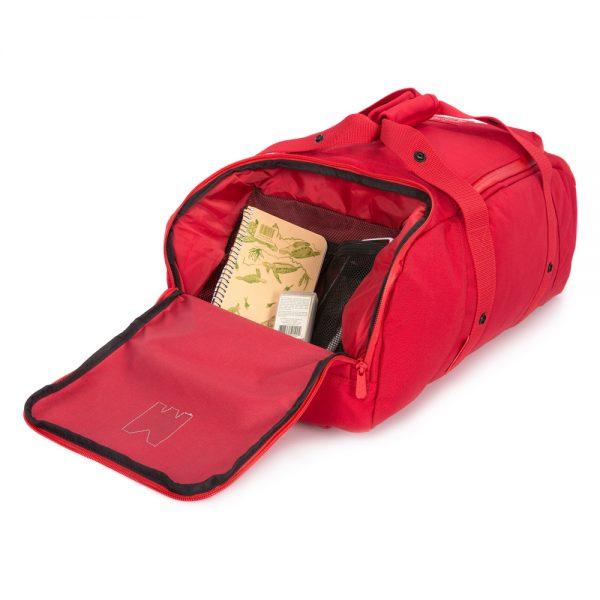 2105-RED  PUMA拉德洛兩用後背包 紅