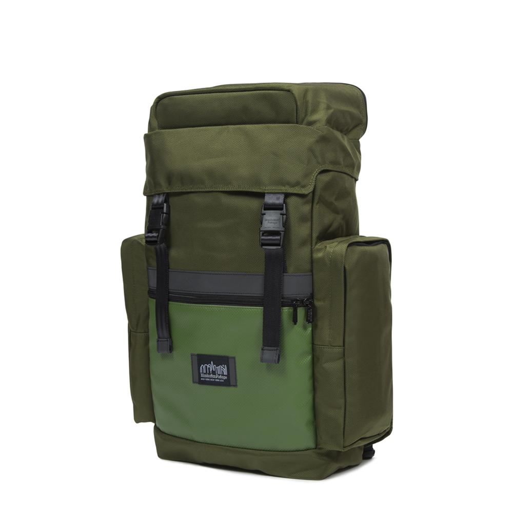 2107 二代雙島後背包(15吋) 軍綠