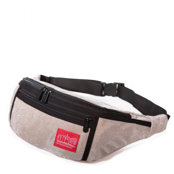 1101 MIDNIGHT ALLEYCAT WAIST BAG 星夜風格腰包 金
