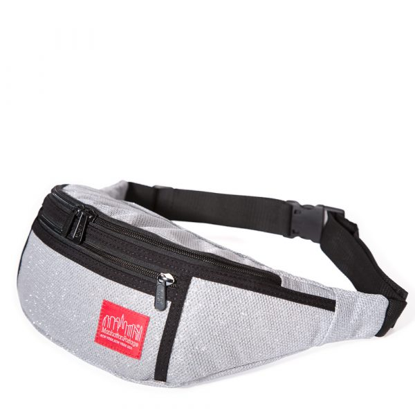 1101 MIDNIGHT ALLEYCAT WAIST BAG 星夜風格腰包 灰