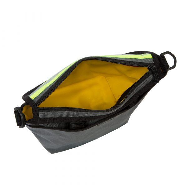 1654-LVL克利奇普萊斯腳踏車手把包 (亮面防水布內裡) 黑 1654-LVL克利奇普萊斯腳踏車手把包