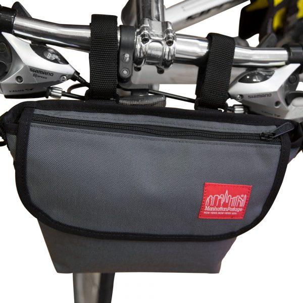1654 COLLEGE PLACE HANDLEBAR BAG克利奇普萊斯腳踏車手把包 黑