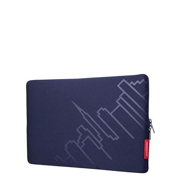 1055 MACBOOK AIR天際線進階保護套(15吋) 藍