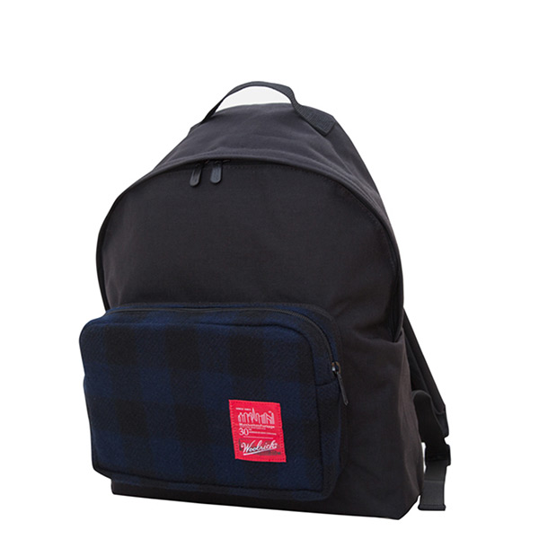 1209 WOOLRICH BIG APPLE BACKPACK(MD)大蘋果後背包 藍黑