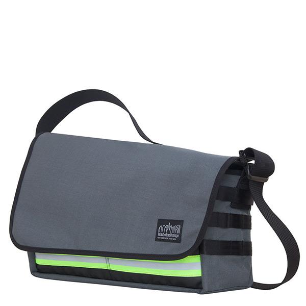 1650 TRINITY MESSENGER BAG(MD)崔尼第反光郵差包(M) 灰